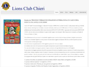 Lions Club Chieri